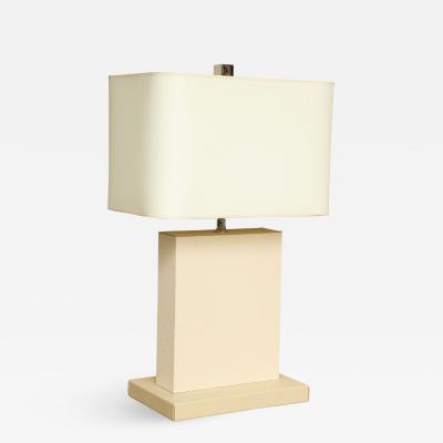AERO Narrow Bookcloth Lamp