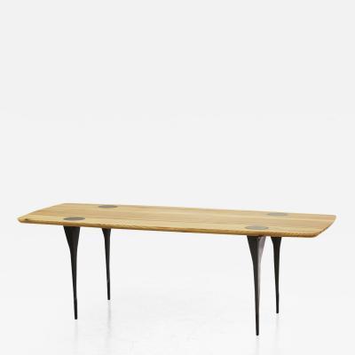 AKMD Machine Leg Dining Table