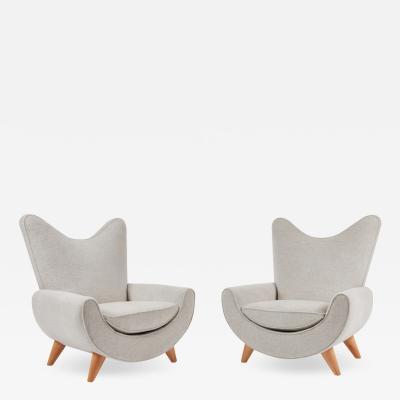 AMBASSADOR style armchair
