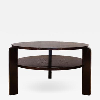 ART DECO SPANISH COFFEE TABLE