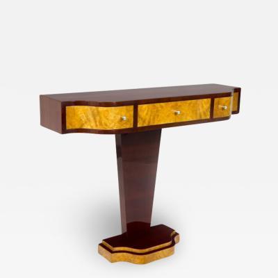 ART DECO TABLE