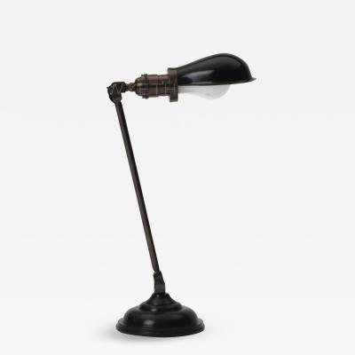 ARTICULATED INDUSTRIAL DESK LAMP