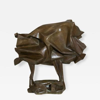 Abbott Pattison Horse Large Abstract Bronze by Abbott Pattison