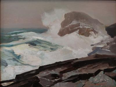 Abraham Jacob Bogdanove Heavy Sea