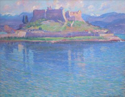 Abraham or Abel George Warshawsky Fort Carr dAntibes