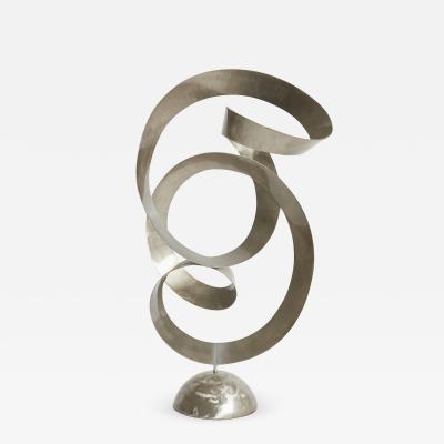 Abstract Aluminium Sculpture