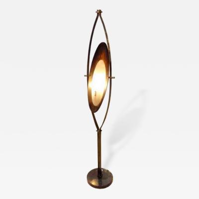 Achille Castiglioni A Single Floor Lamp by Achille Castiglioni
