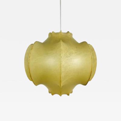 Achille Castiglioni Cocoon Pendant Lamp by Achille Castiglioni for Flos 1960s