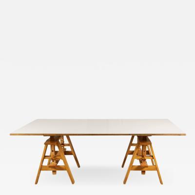 Achille Castiglioni Leonardo table by Achille Castiglioni