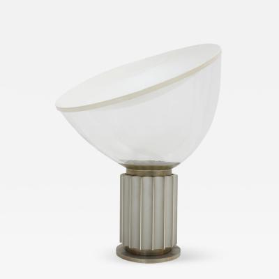 Achille Castiglioni Taccia model Table Lamp designed by Achille Castiglioni and edited by Flos