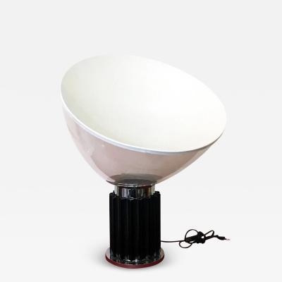 Achille Pier Giacomo Castiglioni Taccia table lamp by Castiglioni brothers for Flos 1962