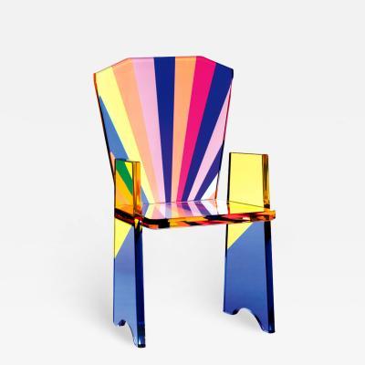 Acrylic Armchair Tronetto