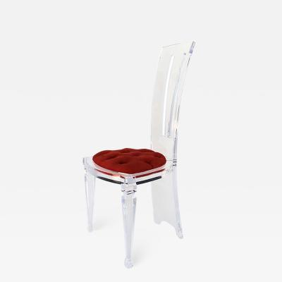 Acrylic Chair Costantinopoli
