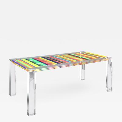 Acrylic Dining Table Baiadera