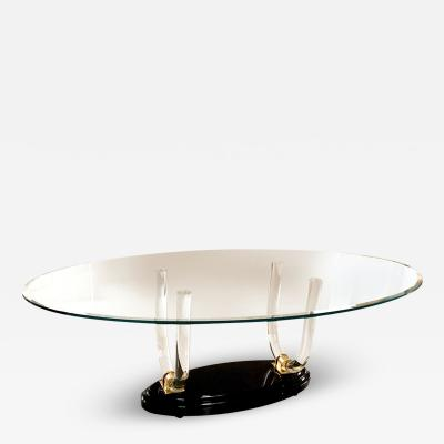 Acrylic Dining Table Ermitage