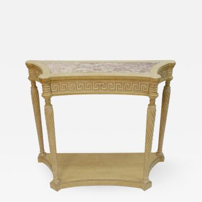 Adam Style Console Table