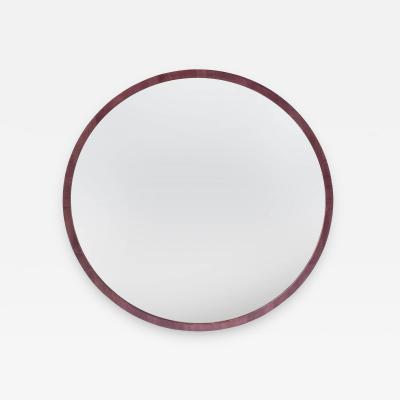 Adam Zimmerman 3 Round Wall Mirror by Studio Craft Artist Adam Zimmerman 21st Century