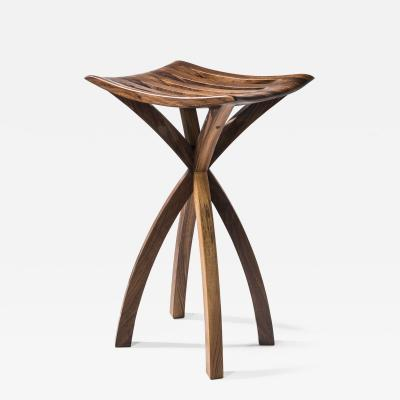 Adam Zimmerman Barstool by Studio Craft Artist Adam Zimmerman 21st Century