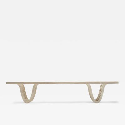 Adam Zimmerman Bench by Studio Craft Artist Adam Zimmerman 21st Century