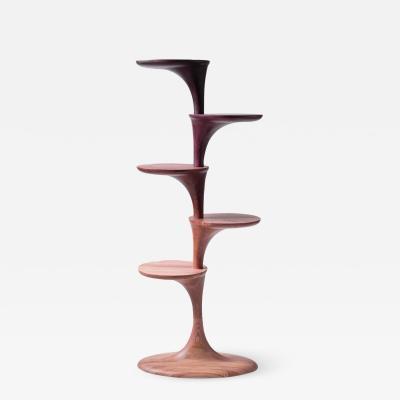 Adam Zimmerman Modular Shelf by Studio Craft Artist Adam Zimmerman 21st Century