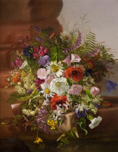 Adelheid Dietrich Floral Still Life
