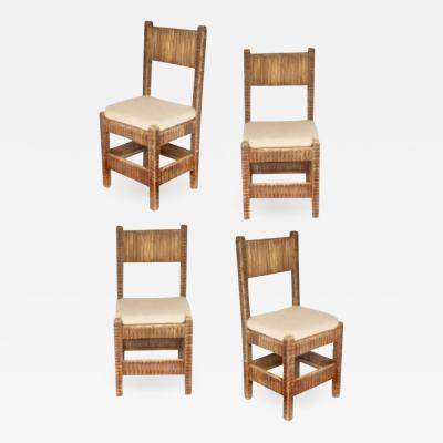 Adirondack Side Chairs
