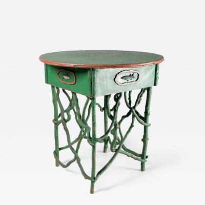 Adirondack Style Table