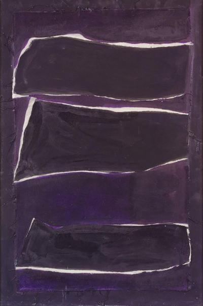 Adja Yunkers Adja Yunkers Painting Melville USA 1980