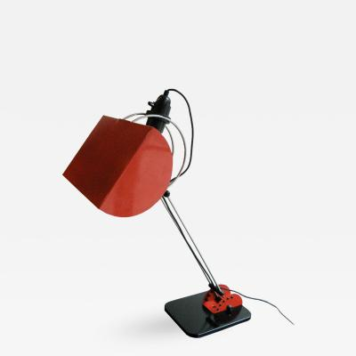 Adjustable Italian table lamp