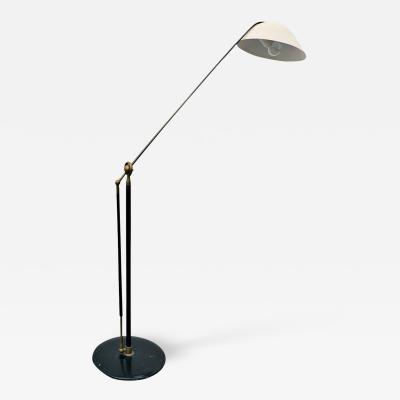 Adjustable floor lamp by angelo lelli for arredoluce Italy 1955