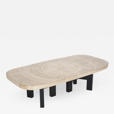 Ado Chale Goutte deau coffee table by Ado Chale