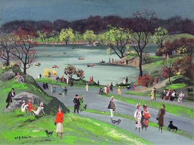 Adolf Arthur Dehn Central Park