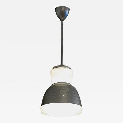 Adolf Meyer Zeiss Ikon Industrial Ceiling Fixture