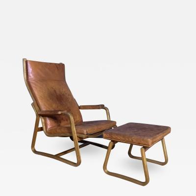 Adrian Heath Adrian Ditte Heather Highback Lounge Chair 1963 Denmark