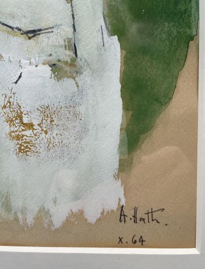 Adrian Heath Untiled