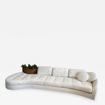Adrian Pearsall 1960s Adrian Pearsall Cloud Sofa for Craft Associates