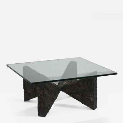 Adrian Pearsall A Brutalist Resin Based Coffee Table by Adrian Pearsall 1960s