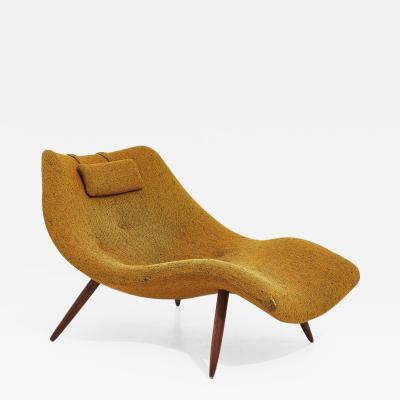 Adrian Pearsall Adrian Pearsall Chaise Lounge Chair 1828 C