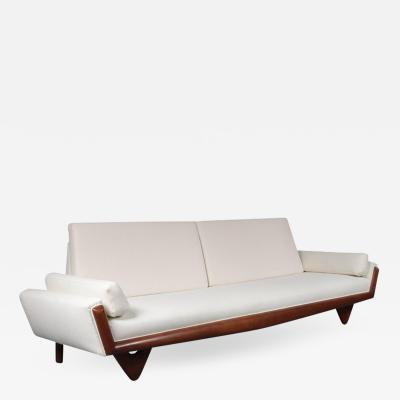 Adrian Pearsall Adrian Pearsall Gondola Sofa for Craft Associates USA 1960s
