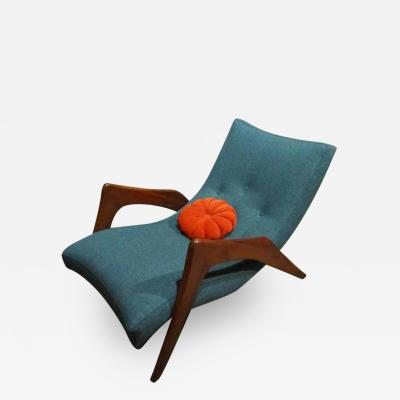 Adrian Pearsall Adrian Pearsall Grasshopper Lounge Chair for Craft Associates
