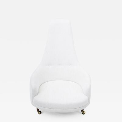 Adrian Pearsall Adrian Pearsall High Back Lounge Chair