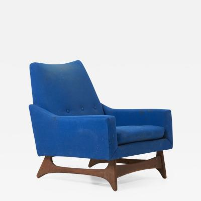 Adrian Pearsall Adrian Pearsall Lounge Chair USA 1960s