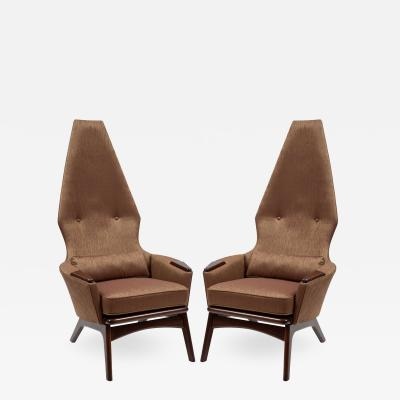 Adrian Pearsall Adrian Pearsall Lounge Chairs