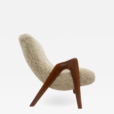 Adrian Pearsall Adrian Pearsall Sculptural Lounge Chair