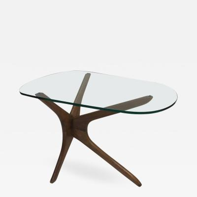 Adrian Pearsall Adrian Pearsall Tri Symmetric Occasional Table