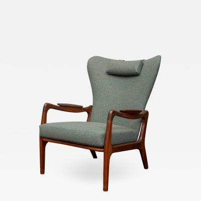 Adrian Pearsall Adrian Pearsall Wingback Lounge Chair