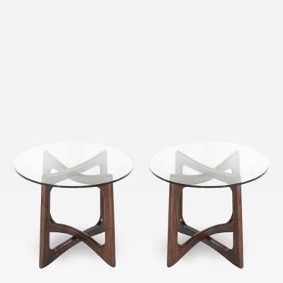 Adrian Pearsall Adrian Pearsall for Craft Associates End Tables 1950s