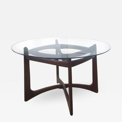 Adrian Pearsall Adrian Pearsall for Craft Associates Walnut Dining Table