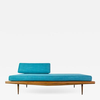 Adrian Pearsall American Design Daybed in Walnut by Adrian Pearsall