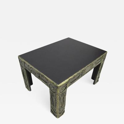 Adrian Pearsall Fantastic Adrian Pearsall Brutalist Side End Table Mid Century Modern